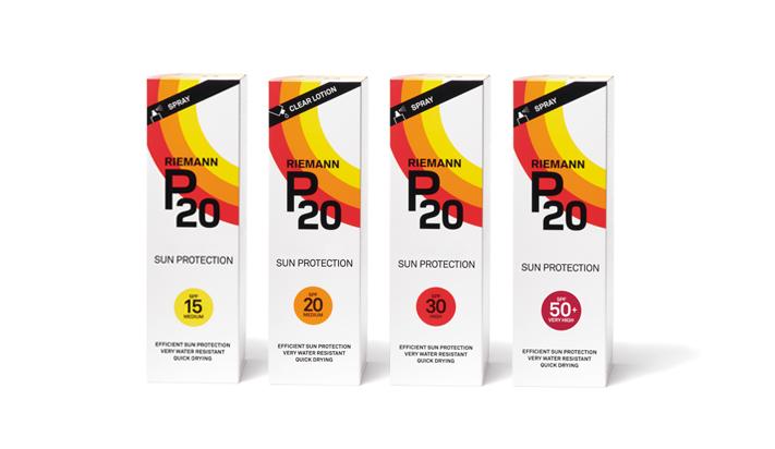 P20 Protección solar